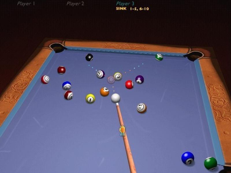 3D桌球 硬盘版下载