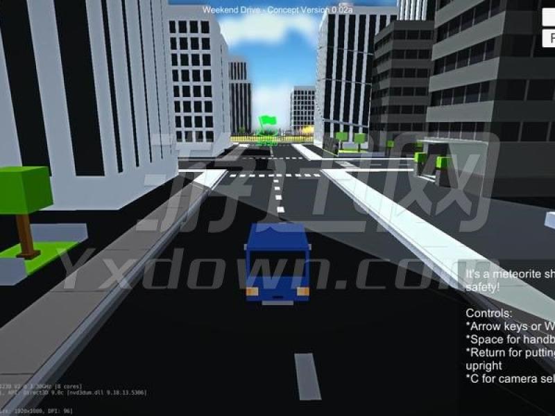周末驾驶 试玩版下载