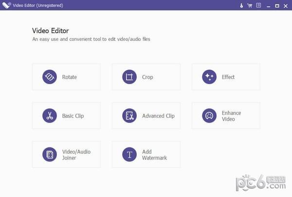 Apeaksoft Video Editor(视频编辑软件)下载