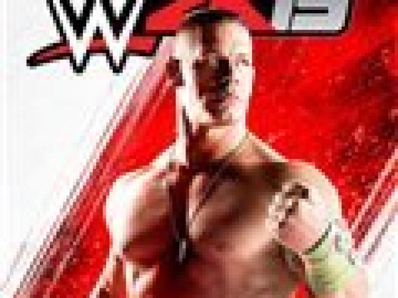 WWE 2K15 PC中文版