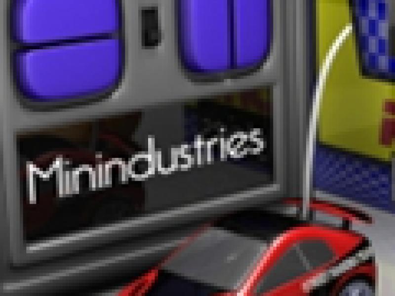 遥控赛车模拟 英文版