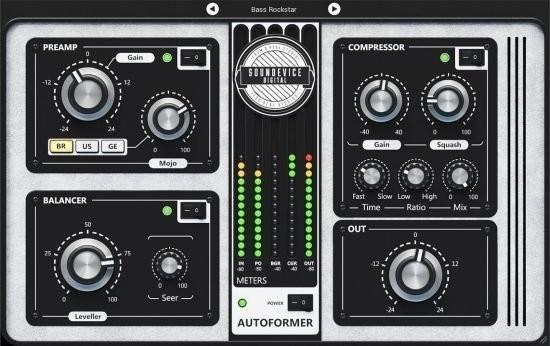 Soundevice Digital Autoformer下载