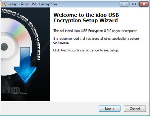 idoo USB Encryption(U盘加密软件)下载