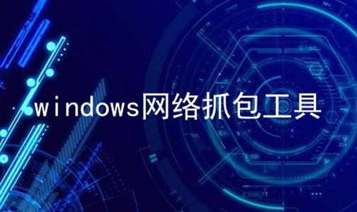 windows网络抓包工具