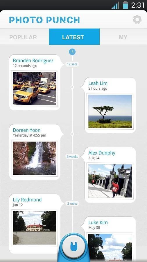 图片相册抠图工具软件截图0