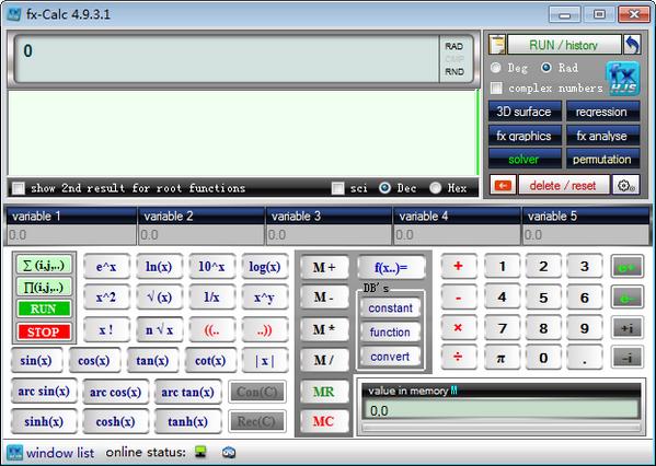 fx-Calc(科学计算器)下载