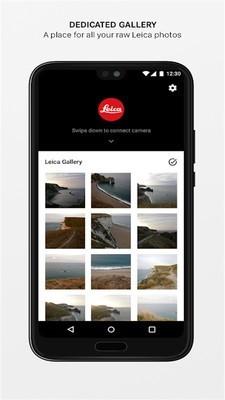 leica fotos app