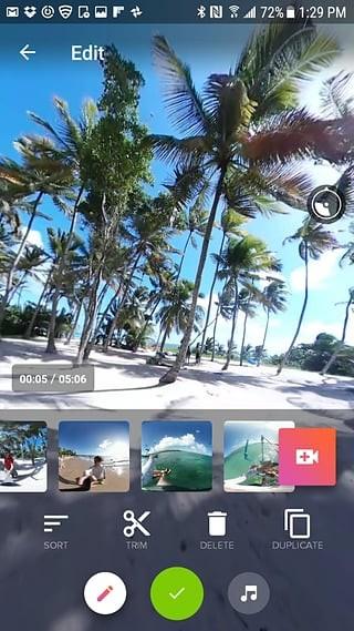 全景视频制作软件截图0