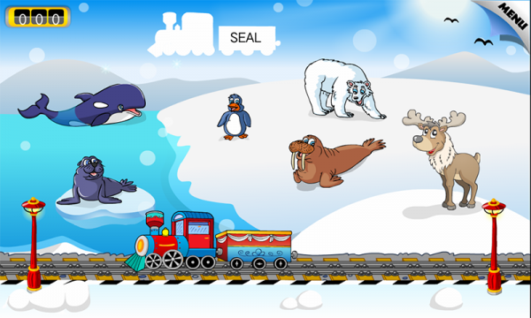 宝宝学习动物之家软件截图1