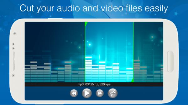 视频音频剪辑器软件截图1