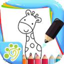 儿童涂鸦简笔画