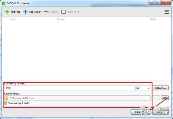 DICOM Converter(DICOM格式转换软件)下载