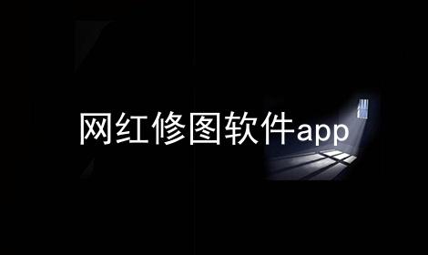 网红修图软件app