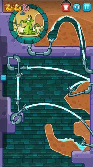 鳄鱼小顽皮爱洗澡软件截图0