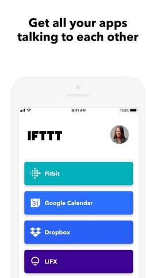 IFTTT软件截图2