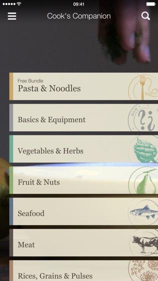 Stephanie Alexander's Cook's Companion软件截图1