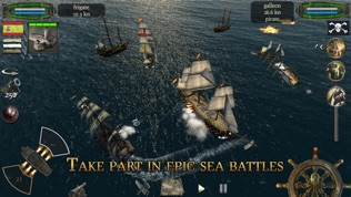 The Pirate: Plague of the Dead软件截图2