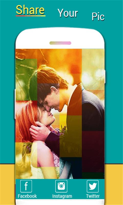 色彩效果照片编辑软件截图0