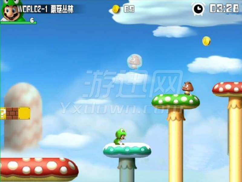超凡马里奥3 中文版下载