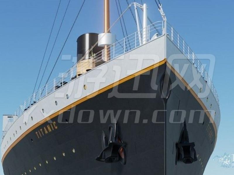 泰坦尼克号:荣耀 英文版下载