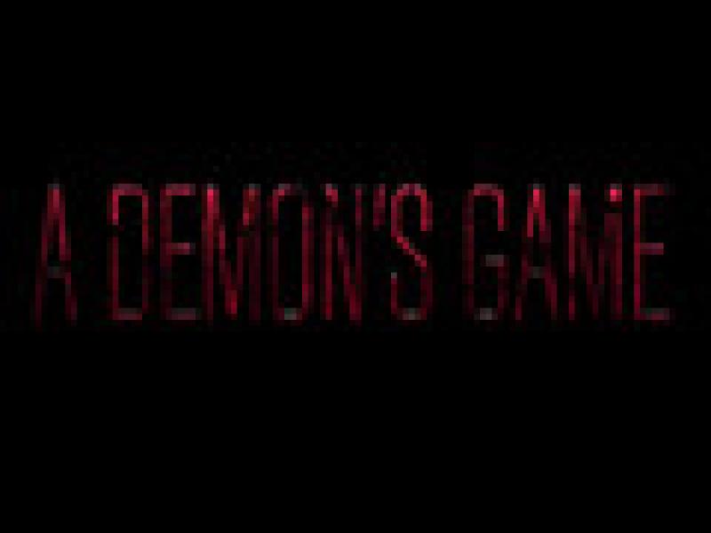 一个恶魔的游戏:第一