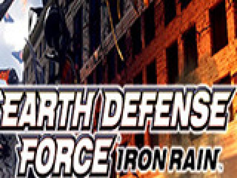 地球防卫军:铁雨 PC�