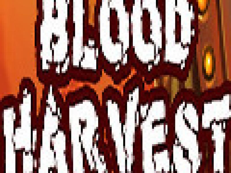 血之收获 英文版