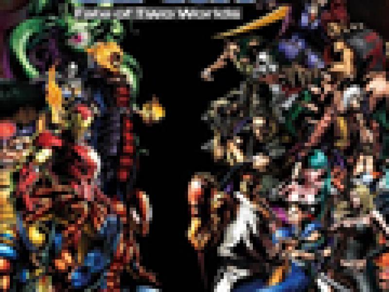 漫画英雄vs卡普空3 PC版