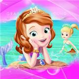 苏菲亚公主听儿童故事