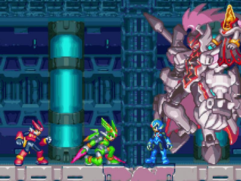 洛克人Zero/ZX遗产合集 破解版下载