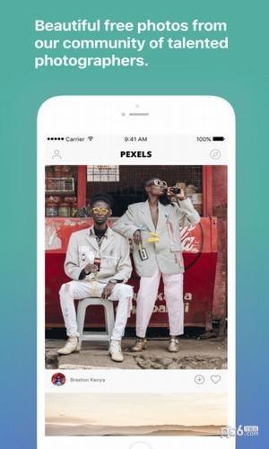 pexel手机壁纸软件截图0