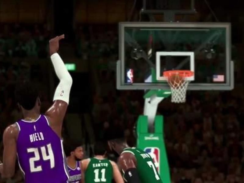 NBA 2K20 破解版下载