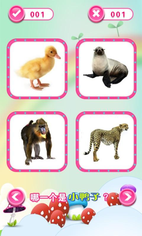 会说话的动物游戏
