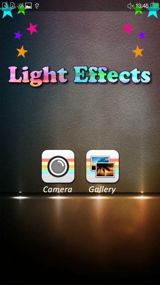 光影特效摄影软件截图0