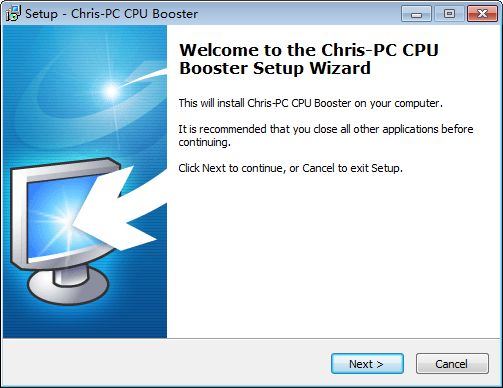 Chris-PC CPU Booster(CPU优化软件)下载