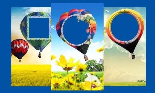 气球相框软件截图0