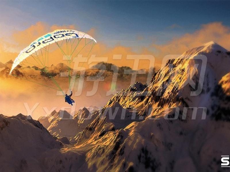 王老菊带你极限滑雪 中文版下载