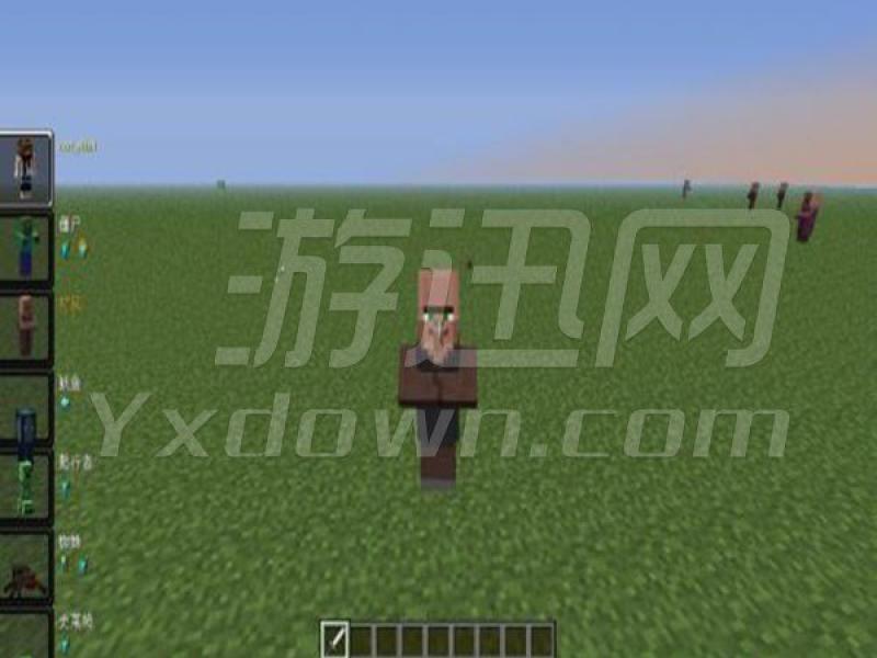 我的世界1.7.2变身整合包 中文版下载