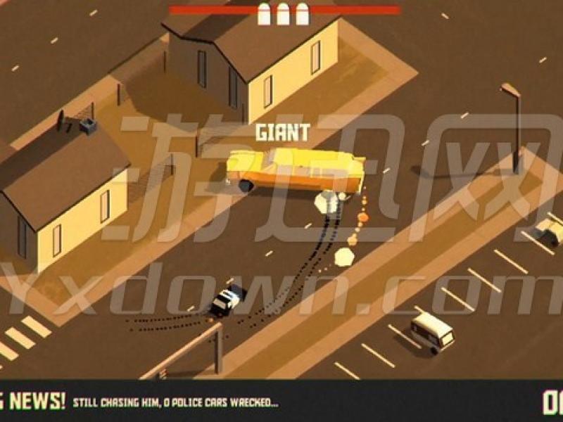 汽车追逐模拟器 英文版下载