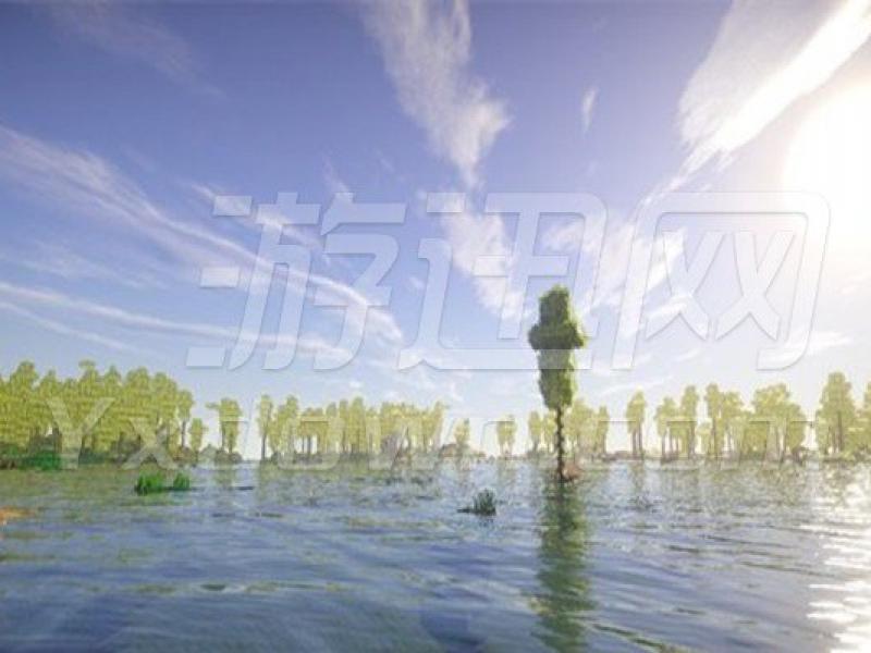 我的世界1.7.10绝美光影整合包 中文版下载