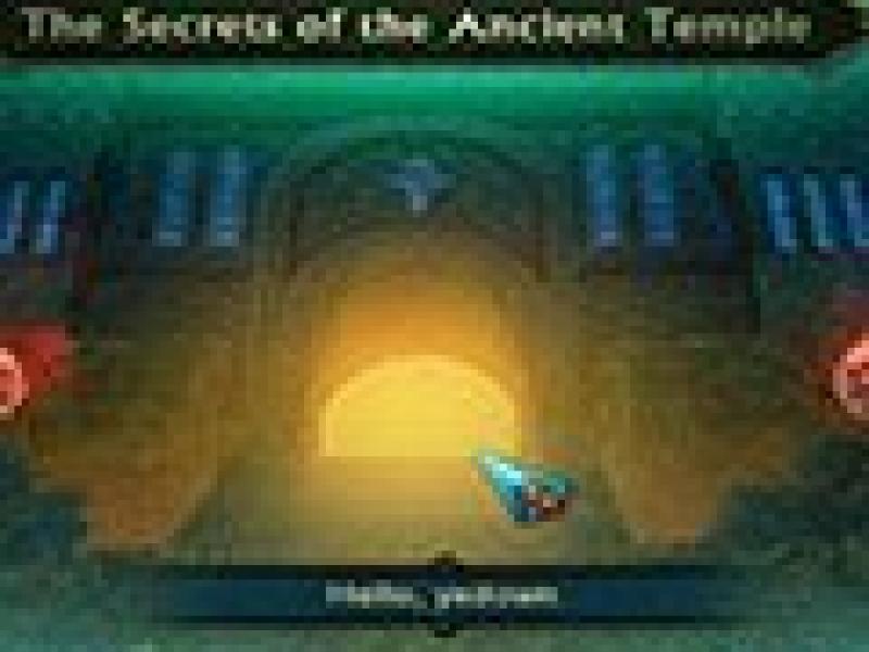 艾什莉克拉克:古庙的秘密 英文版