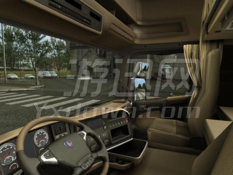 欧洲卡车模拟2 联机版下载