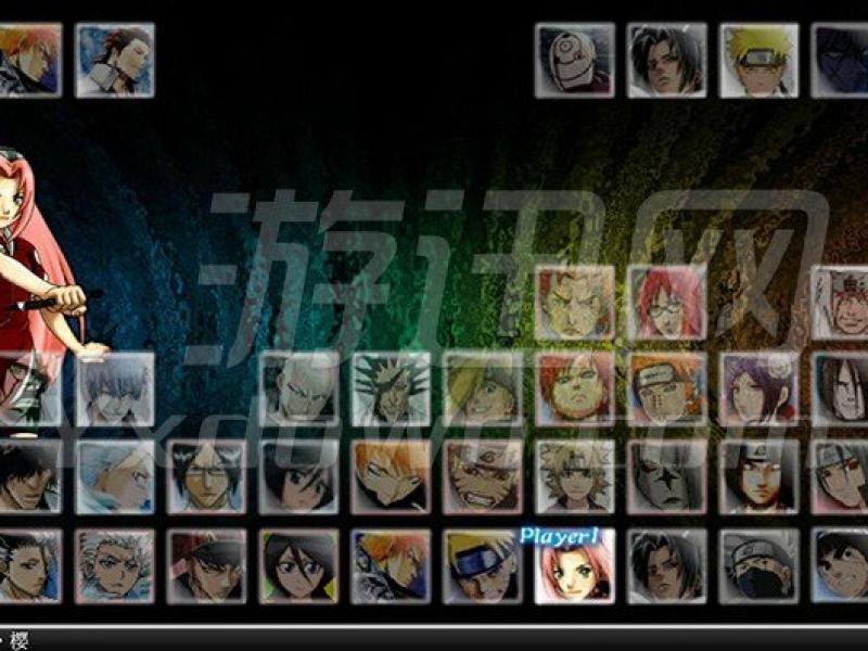 死神vs火影2.7 中文版下载