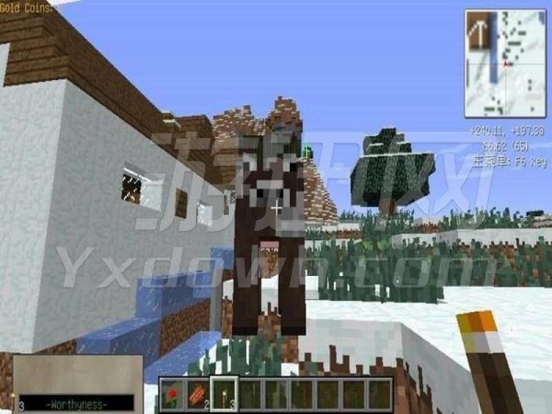 我的世界:亡灵战争整合包 1.2正式版下载