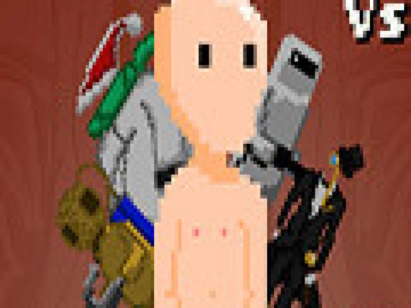 裸男撕衣 英文版