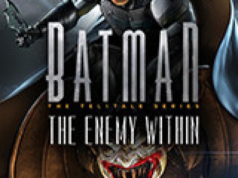 蝙蝠侠:内敌 中文版
