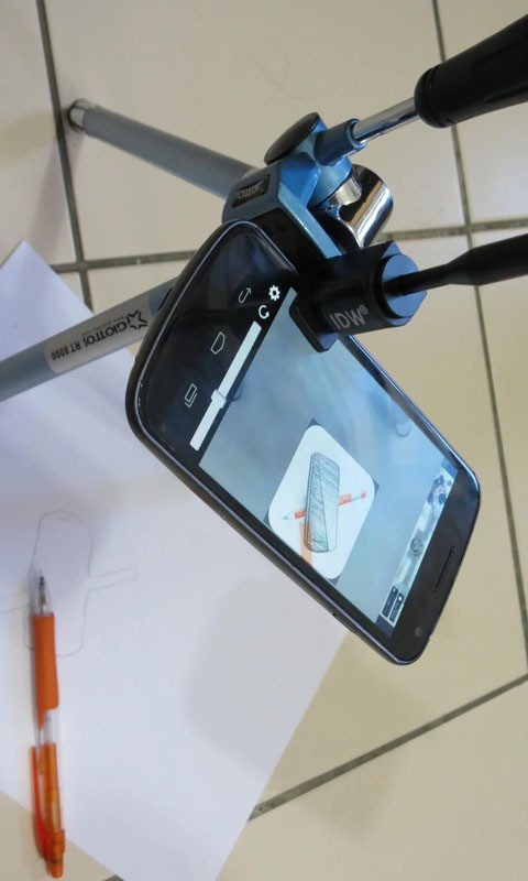 简单手机描画助手