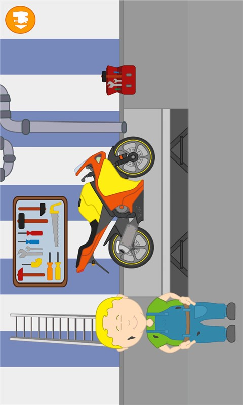 儿童小火车软件截图3
