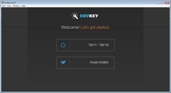 EnvKey(API秘钥保护软件)