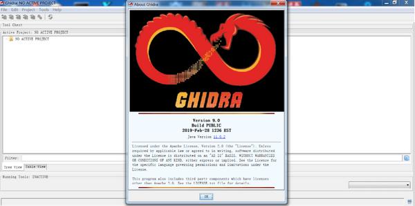 Ghidra(反汇编工具)